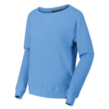 Women's Chlarise Crew Neck Sweatshirt Blueskies