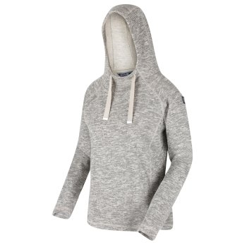 Women's Carys Lightweight Overhead Hoodie Light Vanilla