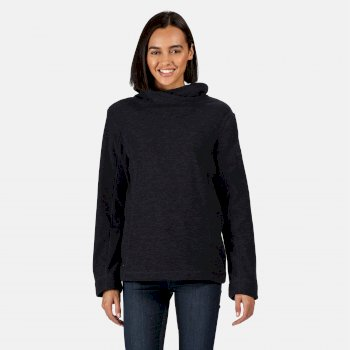 Women's Radmilla Mid Weight Overhead Fleece Navy