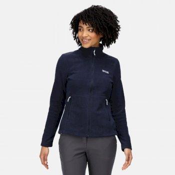 Women's Floreo III Full Zip Fleece Navy