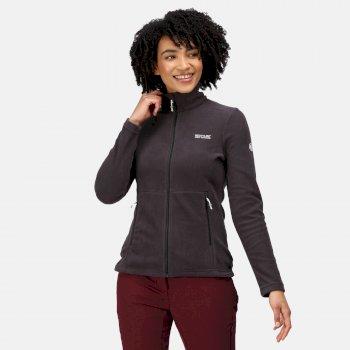 Women's Floreo III Full Zip Fleece Ash