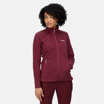 Women's Floreo III Full Zip Fleece Fig