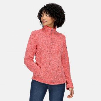Women's Taryn Half Zip Fleece Molten
