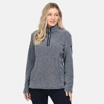 Women's Taryn Half Zip Fleece Navy