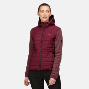 Women's Pemble III Hybrid Insulated Full Zip Fleece Fig