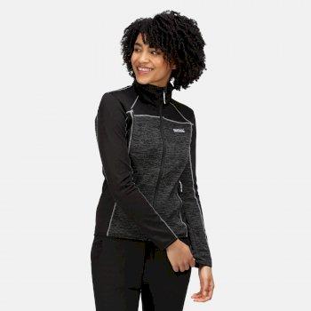 Women's Lindalla II Full Zip Fleece Black