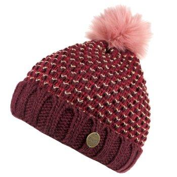 Lovella Hat Burgundy