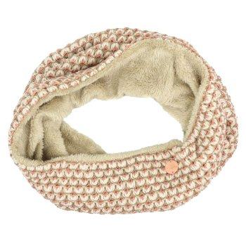 Harleth Textured Knit Snood LightVanilla