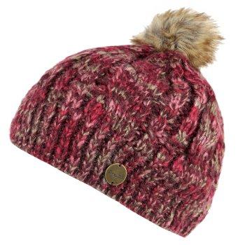 Frosty II Acrylic Hat Burgundy
