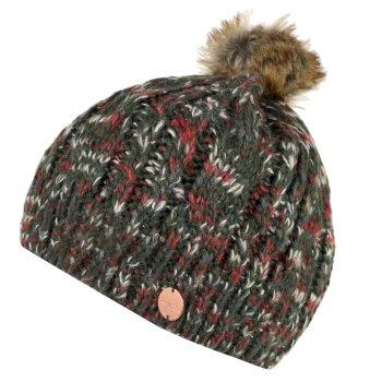 Frosty II Acrylic Hat Dark Khaki