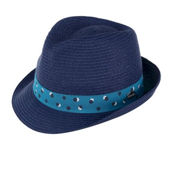 Women's Taalia II Hat Navy Ceramic Blue