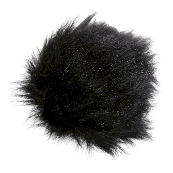 Women's Mix & Match Pom Pom Black