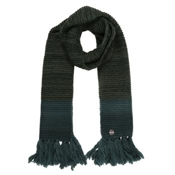 Women's Frosty IV Knitted Fringe Hem Scarf Darkest Spruce