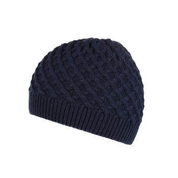 Women's Multimix Knit Hat Navy