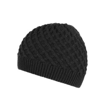 Women's Multimix Knit Hat Black