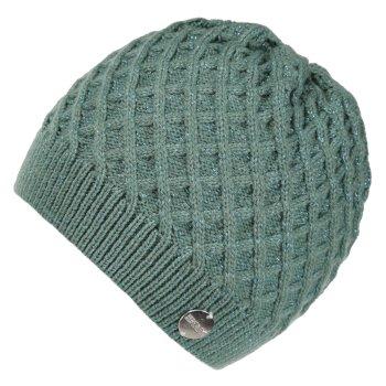 Women's Multimix Knit Hat Ivy Moss