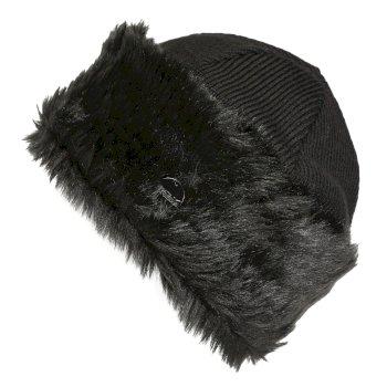 Women's Luz II Knit Hat Black