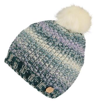 Damska czapka Frosty V zielona