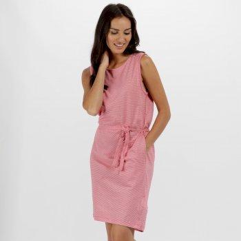 Haydee Coolweave Cotton Dress Lollipop