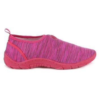 Women's Ladies Aqua Sandals Pink Marl