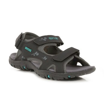 Women's Haris Lightweight Walking Sandals Ash Ceramic Blue