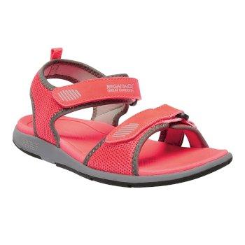 Women's Terrarock Sandals Fiery Coral