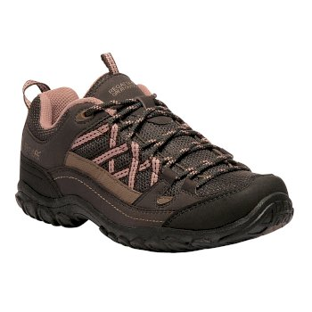 Women's Edgepoint II Walking Shoes Peat Ash Rose