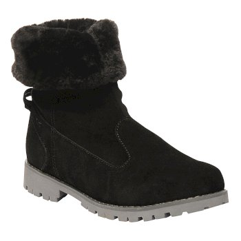 a039d0262ed3a Women s Bedford Casual Boots Black