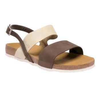 Women's Jazmin Sandals Aztec Brown Sand Pearl