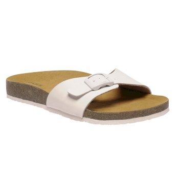 Women's Margate Sandals White