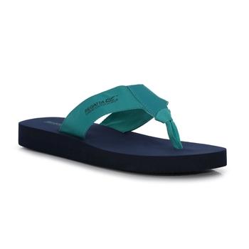 Women's Catarina Flip Flops Navy Ceramic Blue