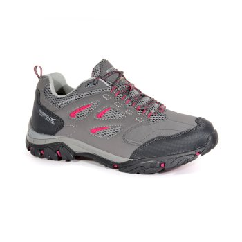 Women's Holcombe IEP Low Walking Shoes Steel Vivacious