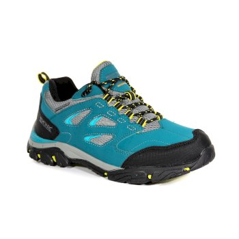 Women's Holcombe IEP Low Walking Shoes Deep Lake Neon Spring