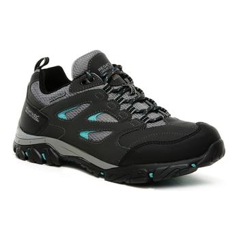 Women's Holcombe Waterproof Low Walking Shoes Ash Ceramic