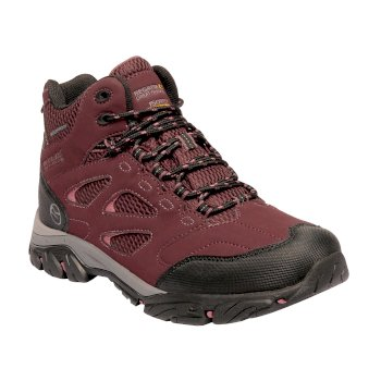 Women's Holcombe IEP Mid Boots Burgundy