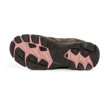 Women's Holcombe IEP Mid Walking Boots Indian Chestnut Cameo