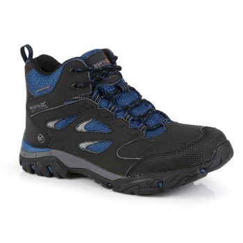 Women's Holcombe IEP Mid Walking Boots Ash Blue Opal
