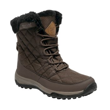 Women's Medley Boots Chocolate