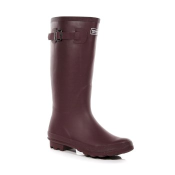 Women's Fairweather II Wellingtons Burgundy