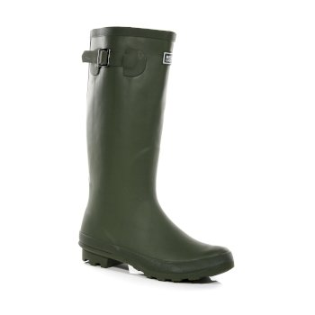 Women's Fairweather II Wellingtons Deep Green
