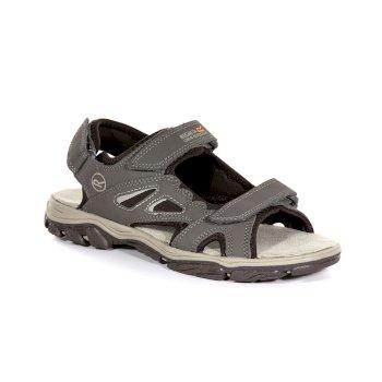 Beżowe sandały sportowe damskie Holcombe