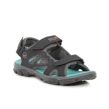 Women's Holcombe Vent Walking Sandals Ash Ceramic Blue