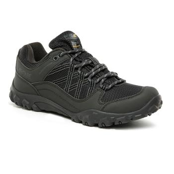 Women's Edgepoint III Waterproof Low Walking Shoes Ash Granite