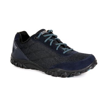 bc8257433e3 Women's Stonegate II Walking Shoes Navy Azure Blue