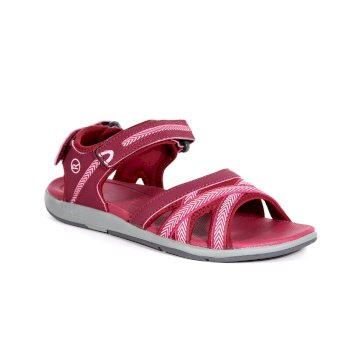 Women's Santa Clara Sandals Beetroot Mellow Rose