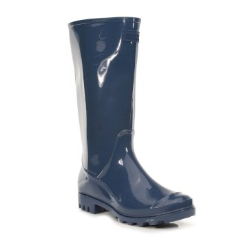 Women's Wenlock Wellingtons Dark Denim