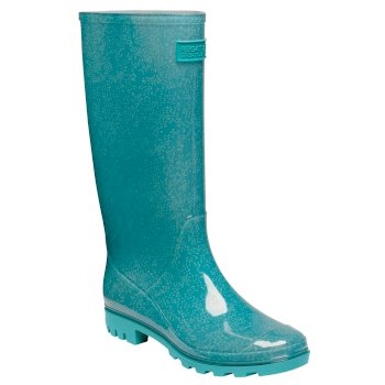 Women's Wenlock Wellingtons Turquoise Tea Tree