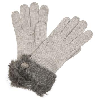 Women's Luz II Knit Gloves Cyberspace Storm Grey