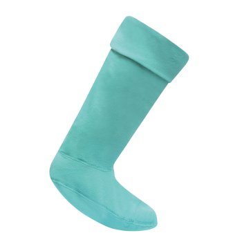 Women's Fleece Wellington Socks Ceramic