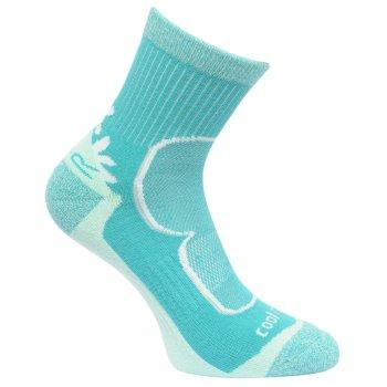 Women's Trail Runner Trainer Socks Toffee Ceramic